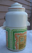 Vintage Avon Patchwork Quilt Design Bottle,spray style,1970s -cologne,mi... - $6.99