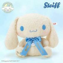 Cinnamoroll x Steiff Collab 15th Anniversary Plush Doll 500 Limited 2017... - $890.81