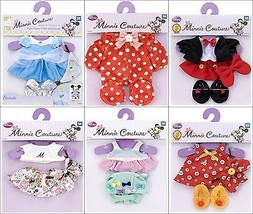 Various Dresses/Outfits/Costumes for Disney's Minnie Couture plush doll ... - $22.34+