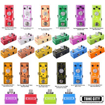 Tone City Audio 3 Pedal SPECIAL Your Choice FREE Shipping - $230.00