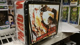 Texas Chainsaw Massacre Metal Collectible Lunch Box NEW Horror Leatherface - $19.98