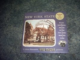 NEW York State Viewmaster 3 Reel Set Ny1,ny2,ny3 [Cards] by VIEWMASTER - $13.75