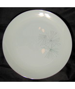 Franciscan Silver Pine Dinner Plate Masterpiece China Interpace Mid-Cent... - $26.72