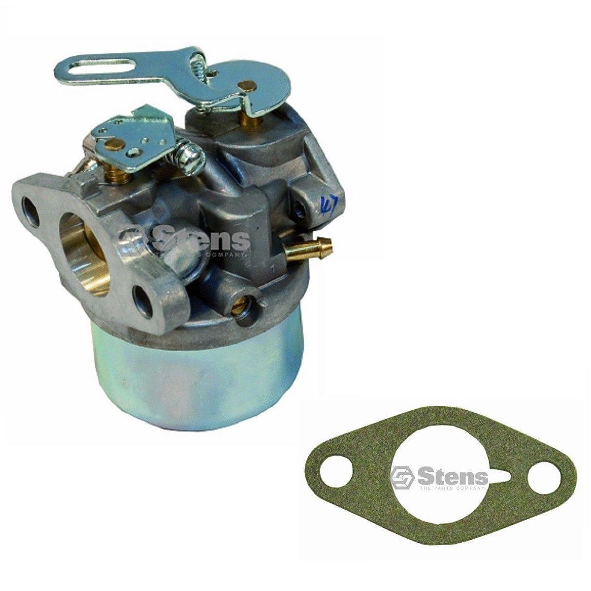 Carburetor fits Tecumseh 640084 640084A 640084B 632107 632107A Carb Snow Blower