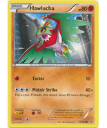 Hawlucha 39/108 Common Roaring Skies Pokemon Card - $0.49