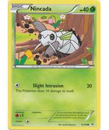 Nincada 9/108 Common Roaring Skies Pokemon Card - $0.49