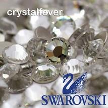 10Pcs 2058 Swarovski Clear Crystals SS40 / SS48 Non Hotfix Flatback Rhin... - $3.95+