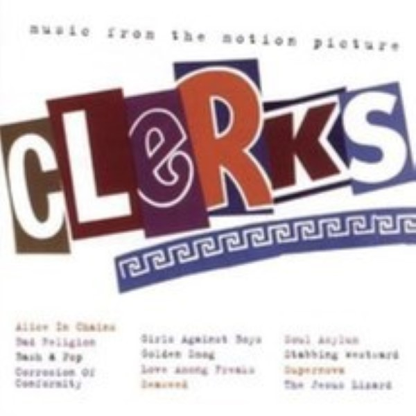 Clerks: Music From The Motion Picture by Various Artists Cd