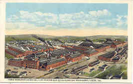 York Refrigeration Co York Pennsylvania Vintage Post Card - $5.00