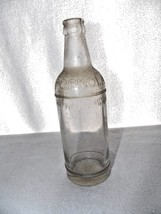 Vintage Knox Pop Kola Soda Clear Glass Bottle Embossed 12 Oz. - $11.12