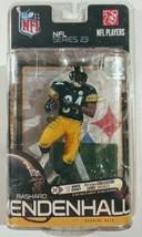 Pittsburgh Steelers #34 Rashard Mendenhall Action Figure Made By Todd Mcfarlane - $30.00