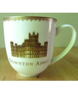 2013 World Market Downton Abbey Coffee Tea Cup Mug Ceramic Highclere Castle - $89.95