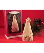 Hallmark 1992 Lou Rankin Polar Bear  QX574-5 - $8.00