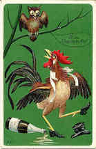The Chantecler Kid post card - $6.00