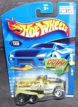 Hot Wheels XS-IVE Diecast Car NEW 2001 - $5.96
