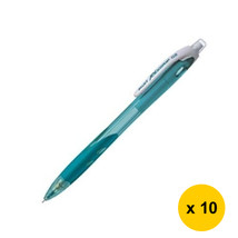 Pilot REXGRIP HRG-10R 0.5mm Mechanical Pencil (10pcs), Light Blue, HRG-1... - $24.99