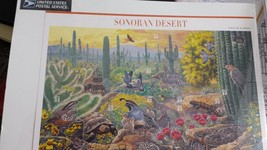 1999 33¢ Sonoran Desert Miniature Sheet of 10 Scott #3293 MNH in USPS Sh... - $13.00