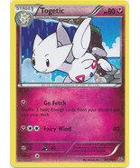 Togetic 44/108 Uncommon Roaring Skies Pokemon Card - $0.49