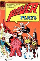 POWER PLAYS #1 (AC Comics) - $1.00