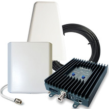 SureCall FlexPro 3G Home Cell Phone Signal Booster w/ Yagi & Panel Antennas - $449.99
