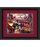 "South Carolina Gamecocks ""Tailgate Celebration"" - 15 x 18 Framed Photo - $39.95"