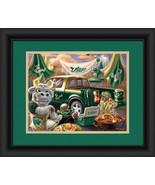 "University of South Florida Bulls ""Tailgate Celebration"" - 15 x 18 Frame... - $39.95"