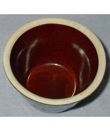 Vintage Marcrest Daisy and Dot 5 inch Brown Stoneware Bowl - $7.00