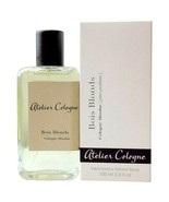 ATELIER Cologne BOIS BLONDS Cologne Absolue Pure Perfume Mens Scent 3.3o... - $119.50