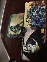 Magic The Gathering Witch King, Knight, Elf Virgin Megastore Postcards - $1.75