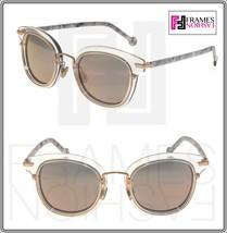 Christian Dior Origins 2 Marble Crystal Rose Mirrored Unisex Retro Sunglasses - $272.25