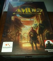 Amul Card Board Game Complete Stronghold games 3-8 Players  - $21.78