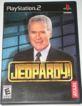 Playstation 2 - ATARI - JEOPARDY! (Complete wit... - $6.75