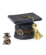 "Boyds Treasure Box ""Scholar's Cap w/Einstein McNibble"" #4040532-1E -NIB-... - $21.99"