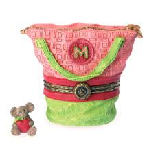 """Boyds Treasure Box """"Momma's Got-It-All Tote w/Mabel McNibble"""" #4040526-1E -NIB - $23.99"""