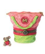 """Boyds Treasure Box """"Momma's Got-It-All Tote w/Mabel McNibble"""" #4040526-1... - $23.99"""