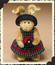"Boyds Bear  ""Emily Babbit""  #9150-22 - 8"" Plush Bear- 2004  -NWT- Retired - $24.99"