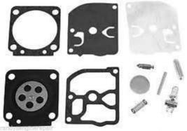 RB-61 Genuine Zama Carburetor Repair Kit for C1M-K37A C1M-K37B C1M-K37C C1M-K37D - $10.81