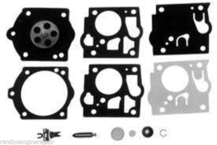 repair kit carburetor mcculloch 7-10a 10-10 10-10A 2-10 chainsaw