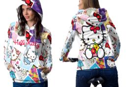 Hello Kitty 1 Hoodie Zipper Women - $60.99+