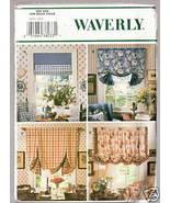 Butterick Waverly Window Shades #H554 - $5.00