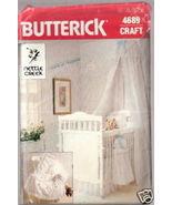 Butterick Craft Nettle Creek Baby's Room #4689 - $5.00