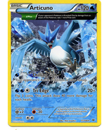 Articuno 17/108 Rare Roaring Skies Pokemon Card - $0.99