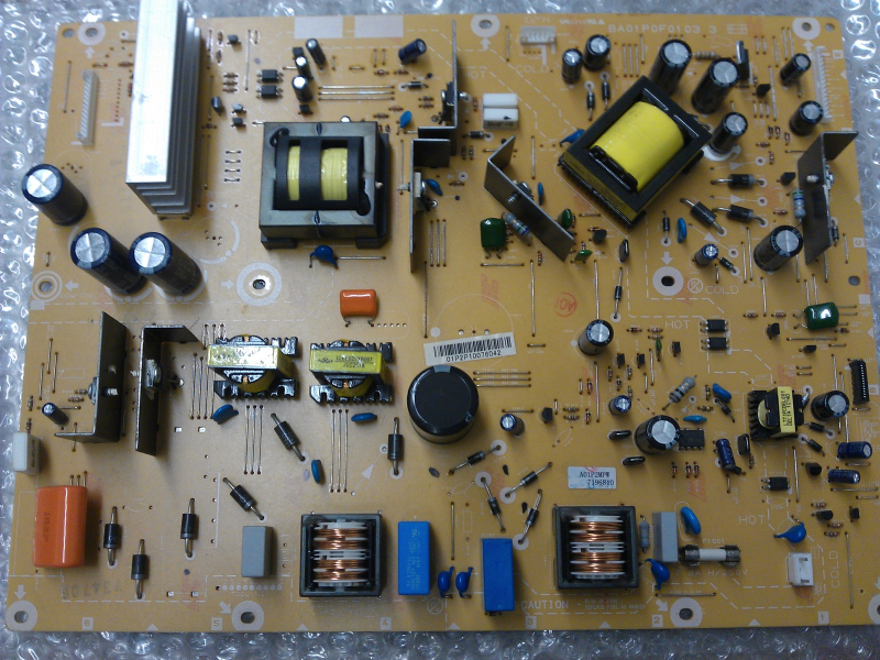A01P0MPW-001 Power Supply  Board From Philips 40PFL3705D/F7 YA1 LCD TV
