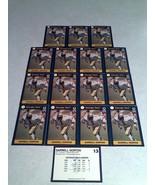 ***DARRELL NORTON***   Lot of 16 cards / Georgia Tech - $8.99