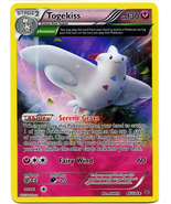 Togekiss 46/108 Holo Rare Roaring Skies Pokemon Card - $1.49
