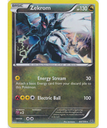 Zekrom 64/108 Holo Rare Roaring Skies Pokemon Card - $1.29