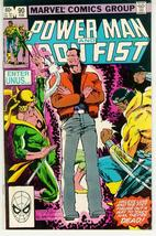 POWER MAN and IRON FIST #90 - $1.00