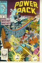 POWER PACK #49 (Marvel Comics) NM! - $1.00