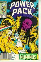 POWER PACK #51 (Marvel Comics) NM! - $1.00