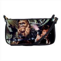 Shoulder clutch bag purse chewbacca han solo chewie wookie - $31.79 CAD